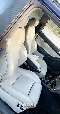 Audi S3 8L Quattro Navarra Blue 3dr 210bhp Sunroof Fully Loaded Hatchback