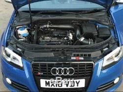 Audi S3 8P 2010 Quattro Black Edition Spec 328BHP