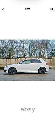 Audi S3 8P QUATTRO 311bhp