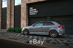 Audi S3 8p 2.0 TFSi 2007 4wd QUATTRO Revo Stage 2+ 360 370bhp