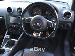 Audi S3 Quattro 2.0 petrol 262bhp only 106215 miles