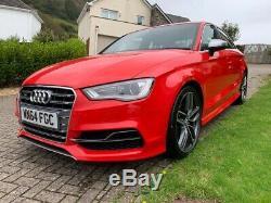 Audi S3 Saloon (auto) 296bhp DSG Quattro Excellent condition 1 previous keeper