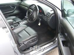 Audi S4 Avant Quattro 4.2 Litre V8 Auto 344 BHP a bargain for someone at £4750