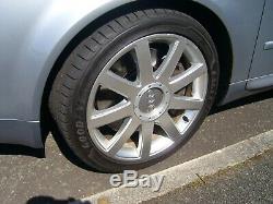Audi S4 Avant Quattro 4.2 Litre V8 Auto 344 BHP a bargain for someone at £4950