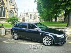 Audi S4 Quattro Avant 4.2 V8 Auto Triptronic 400bhp Mot 27/01/2020 Drives Fab