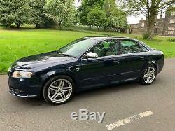 Audi S4 V8 4.2 Quattro, automatic 344BHP