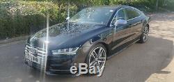 Audi S7 TSFi Quattro (450Bhp) Auto, 2015, Black