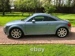 Audi TT 1.8 T 180 BHP quattro 2dr, Good Condition, 12 months MOT No Advisories