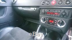 Audi TT 1.8 Turbo 225 bhp Quattro Bam engine Standard car lots of recipts