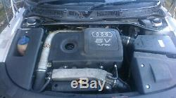 Audi TT 1.8 Turbo 225 bhp mk1 standard car, lots of receipts