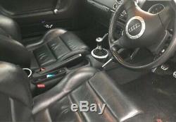 Audi TT 1.8 turbo 4WD Quattro 225bhp spares or repair