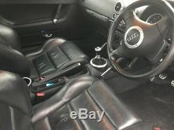 Audi TT 1.8 turbo Quattro 4WD 225bhp