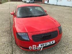 Audi TT 1.8T 225bhp Quattro 2002
