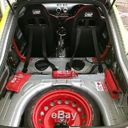Audi TT 1.8T BAM Quattro 300bhp + Track Car / Show Car / One Off wrapped