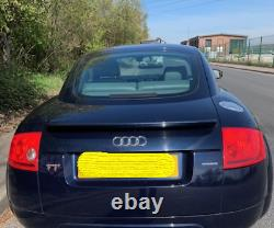 Audi TT 1.8T Quattro 180bhp Coupe 2004 Grey Leather Bluetooth. Great condition