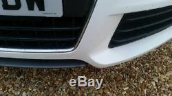 Audi TT 2.0TDi S line Special Edition Quattro 225bhp, FSH, Ibis White,'60' reg