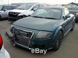 Audi TT 2001 Mk1 1.8t 225BHP Quattro BAM ECU lockset 8n0906018h