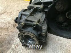 Audi TT 8N Mk1 Quattro 225 BHP DQB Gearbox & Transfer Box 1999-2006