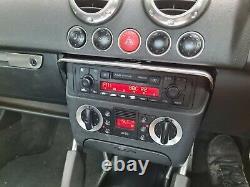 Audi TT Coupe mk1 Dolomite Grey 155k miles 2003 180Bhp quattro MOT 10/21