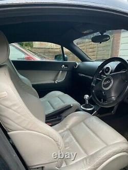Audi TT MK1 1.8 225 bhp Quattro for sale