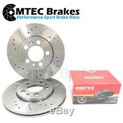 Audi TT MK2 2.0 TFSi 211bhp 2.0 Tdi/TFSi Quattro 06-15 Front Brake Discs & Pads
