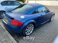 Audi TT Quattro 1.8T 180bhp