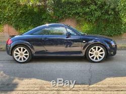 Audi TT Quattro 2004 180bhp S/history, New tyres, new MOT