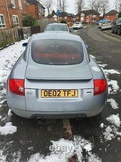 Audi TT Quattro 225 BHP