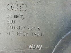 Audi TT Quattro 225 bhp MK1 8N Rear Bumper Silver