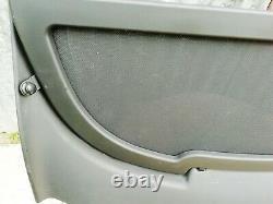 Audi TT Quattro 225 bhp MK1 BAM Tailgate Boot Interior Trim Black 8N8867991A