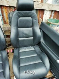 Audi TT Quattro 225 bhp MK1 Complete leather heated seats & door cards Bose