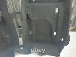 Audi TT Quattro 225 bhp MK1 interior floor carpet black 8N2 863 101 B