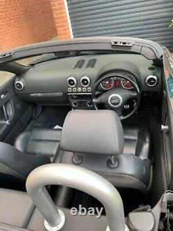 Audi TT Quattro 225 bhp convertible 1.8 2002 FSH
