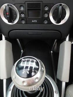 Audi TT Quattro 225 bhp convertible 2002