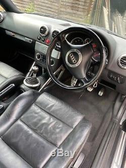 Audi TT Quattro 225 bhp silver
