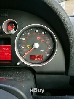 Audi TT Quattro 225bhp 2002