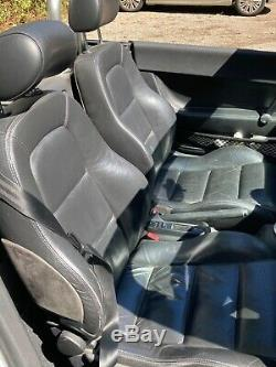 Audi TT Quattro Convertible 225bhp