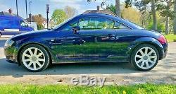 Audi TT Quattro Coupe 1.8T (225 BHP) Full Audi & specialist history