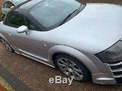 Audi TT Quattro MK1 225BHP BAM