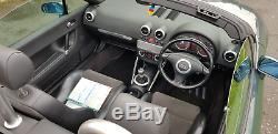 Audi TT Quattro Roadster 225 bhp
