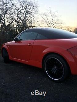 Audi TT Quattro Sport 240 BHP