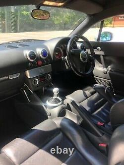 Audi TT Quattro mk1 180bhp