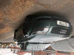 Audi TT Quattro roadster 1.8 (225bhp)