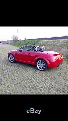 Audi TT Roadster 225bhp Quattro