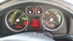Audi TT Roadster Quattro 225bhp