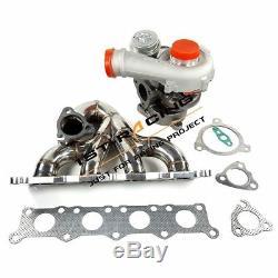 Audi TT S3 210 225 BHP Quattro Exhaust Manifold+Upgraded k04 023 turbocharger