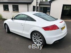 Audi TT SPORT TDI Quattro 170 BHP White