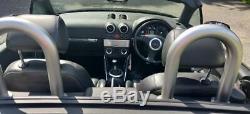 Audi TT convertible quattro 225bhp