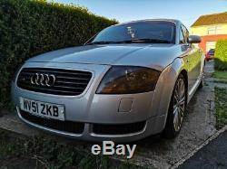Audi TT mk1 1.8T 270bhp Quattro