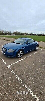 Audi TT quattro 180bhp